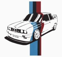 M3 E30 3 Colors by Bm3W