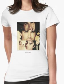 Vampire Addict Womens Fitted T-Shirt