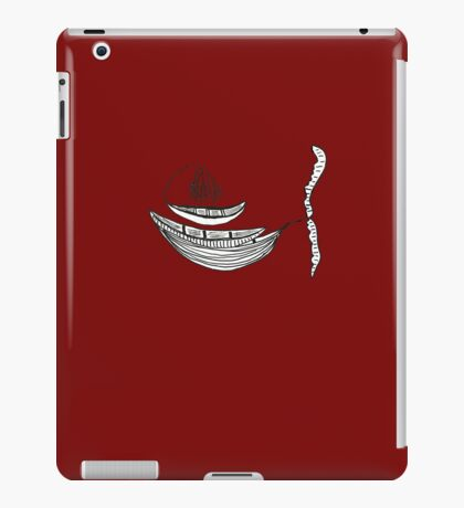 Lazy Afternoon Seed Boats iPad Case/Skin