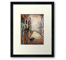 Vision of Venice Framed Print