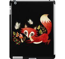 Playful Fox iPad Case/Skin