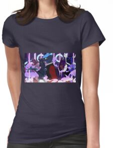 Lone Digger Womens Fitted T-Shirt