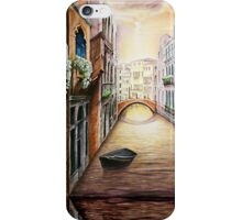 Vision of Venice iPhone Case/Skin