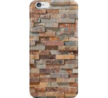 Wall texture iPhone Case/Skin
