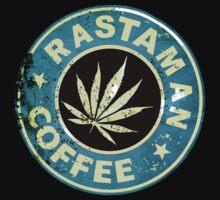 RASTAMAN COFFEE VINTAGE  by karmadesigner