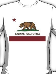 Salinas California Republic  T-Shirt