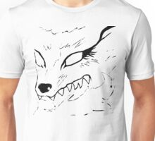 Nine-tails is watching Unisex T-Shirt