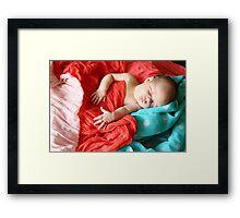 Mia Elise Framed Print