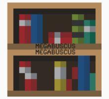 Megabuscus bookshelf by megabuscus