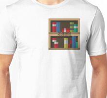 Megabuscus bookshelf Unisex T-Shirt