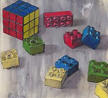 Lego my Ernő by Colleen Moran