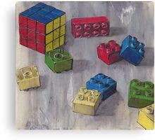 Lego my Ernő Canvas Print