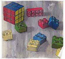 Lego my Ernő Poster
