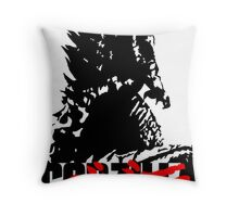 The Destroyer of Worlds Throw Pillow