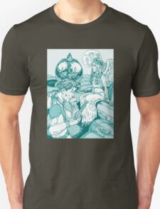 Spaceman and Angel Unisex T-Shirt