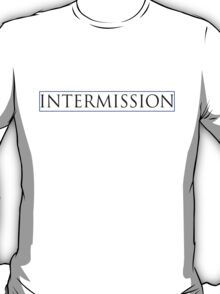 Intermission Blue T-Shirt