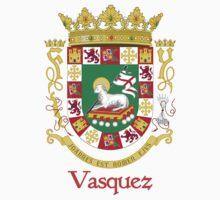 Vazquez Shield of Puerto Rico by William Martin