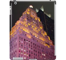 The Paramount Building iPad Case/Skin