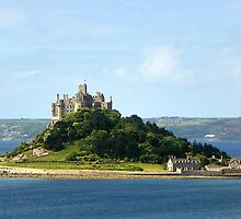 St.Michaels Mount by hootonles
