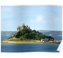 St.Michaels Mount Poster