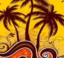 Bora Bora 1881 Sticker
