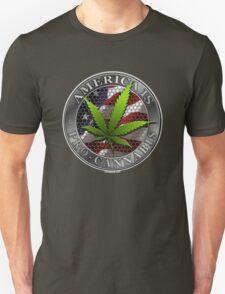 America is Pro Cannabis T-Shirt
