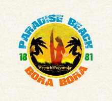 Bora Bora Surf Paradise Hoodie