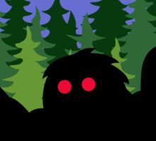 Mothman by Twilight Sticker