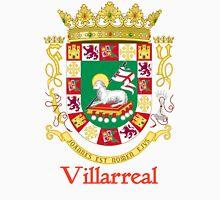 Villarreal Shield of Puerto Rico Unisex T-Shirt