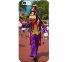 Goofy In the Parade iPhone Case/Skin