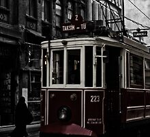 istanbul tram by gzmguvenc89