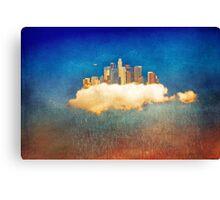 Loss Angeles  Canvas Print