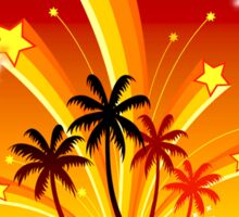 Blaze Bora Bora Sticker