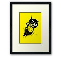 Omega One Framed Print