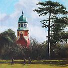 Netley Hospital Chapel-Weston Shore by martyee