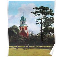 Netley Hospital Chapel-Weston Shore Poster