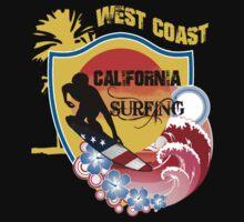 West Coast California by dejava