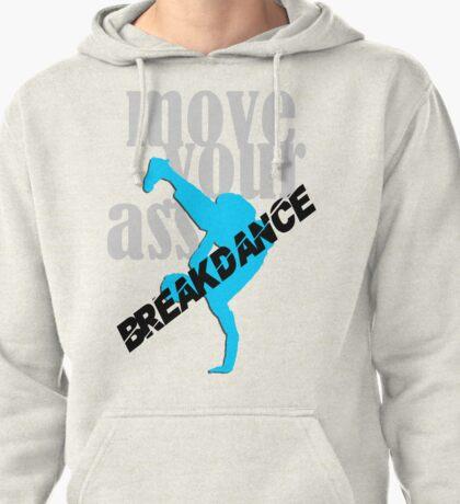 Breakdance Pullover Hoodie