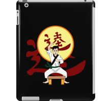 Karate Kid iPad Case/Skin