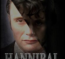 Hannibal - Hannibal and Will  by Sylvadove