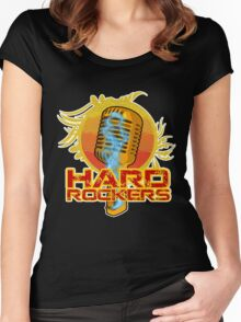 Hard Rockers Women's Fitted Scoop T-Shirt