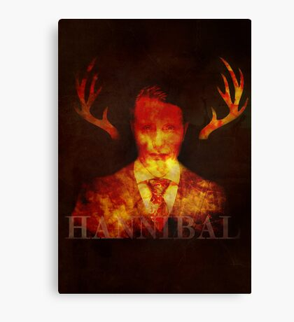 Hannibal Fire Canvas Print