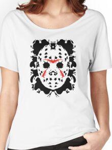 13th Inkblot Women's Relaxed Fit T-Shirt