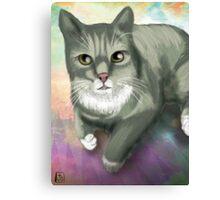 Potter the Cat Canvas Print