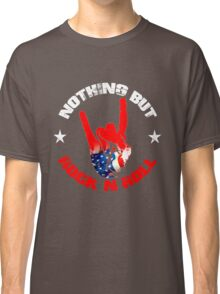 Nothing But Rock Classic T-Shirt