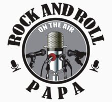 Papa Rock And Roll by dejava