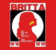 Britta - Meow Meow Beenz Poster Unisex T-Shirt