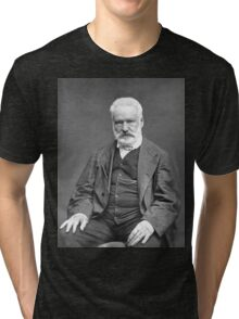 Victor Hugo | The Wighte Collection Tri-blend T-Shirt