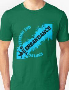 Breakdancer Unisex T-Shirt