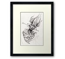 The Bishop Framed Print
